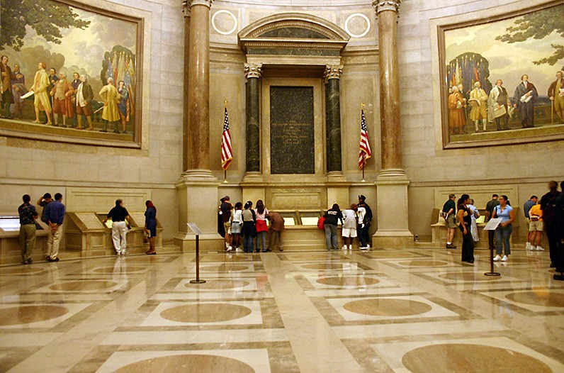 ArchivesRotunda