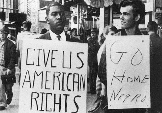 Civil Rights Movement  |simple